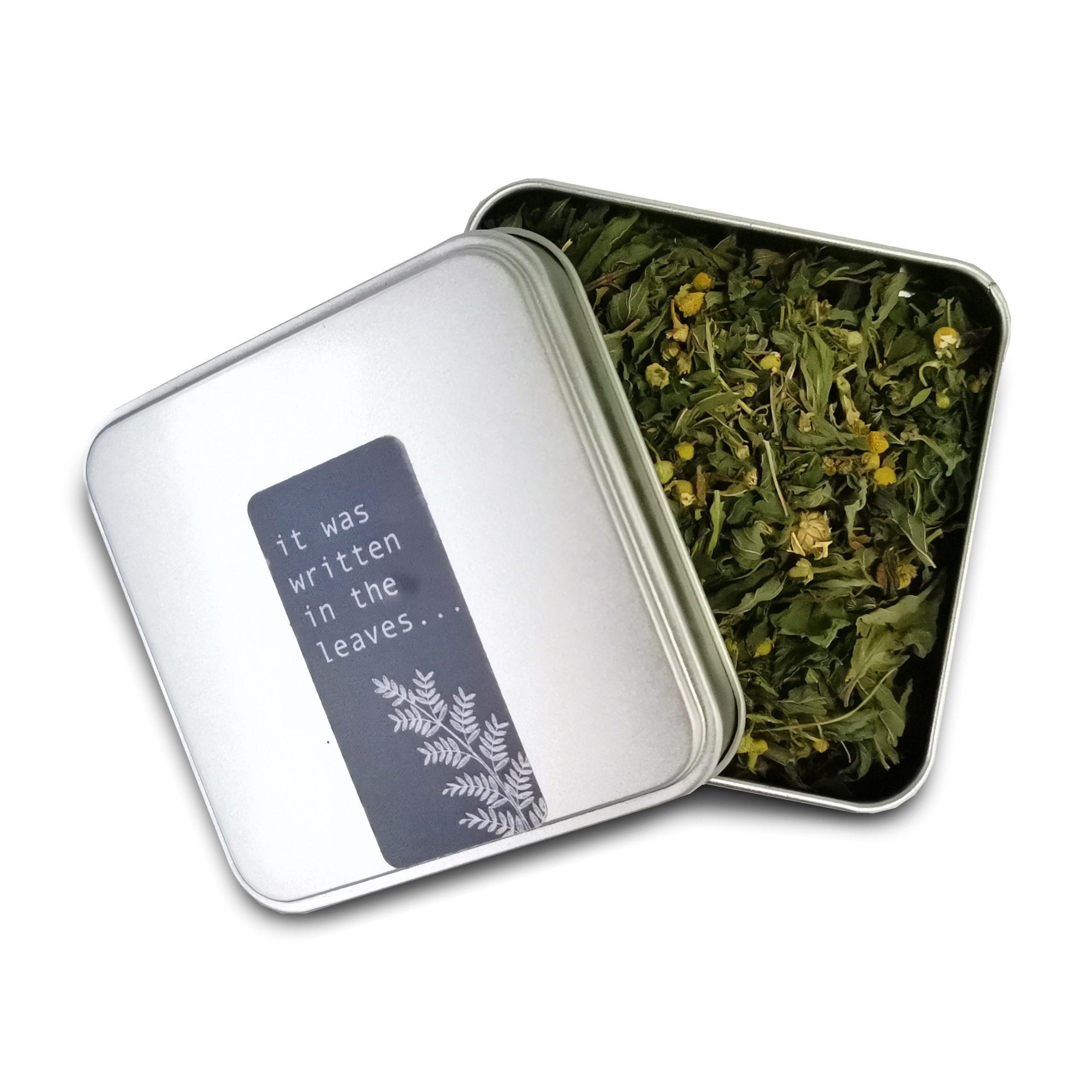 Magic Tea Blends & Label – Large Tin